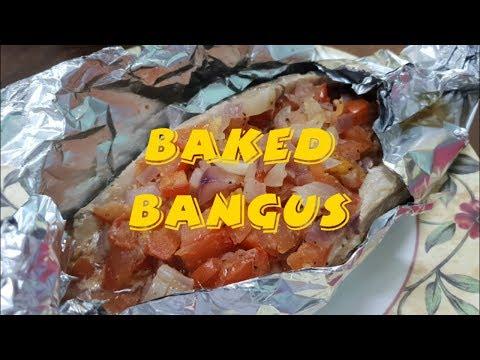 BAKED BANGUS