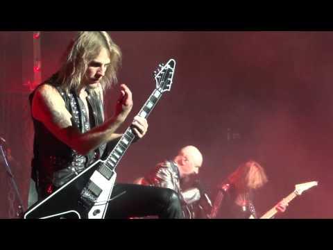 Judas Priest Painkiller Live Montreal Centre Bell Center 2011 HD 1080P