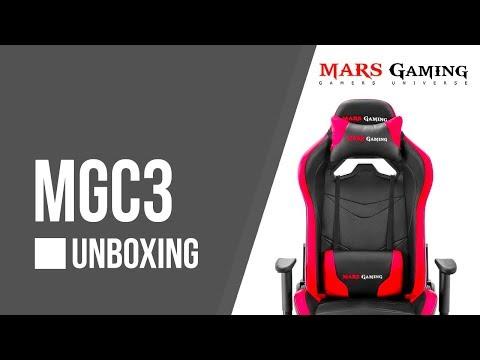 Silla gaming MGC3