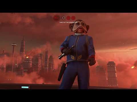 Star Wars Battlefront Return Of Jedi Noob Nien Nunb