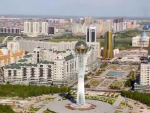 Я приеду в Казахстан.