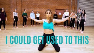 I Could Get Used To This by Becky Hill and Weiss | Erica Klein Choreography | DanceOn Class