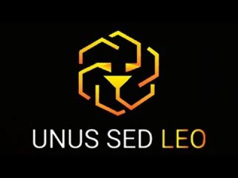 ✅ Криптовалюта UNUS SED LEO (ЛЕО, BitFinex). Обзор, Кошелек, Майнинг, Курс, Отзывы