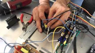 Backup Timer Replacement on ESB Tanning Beds