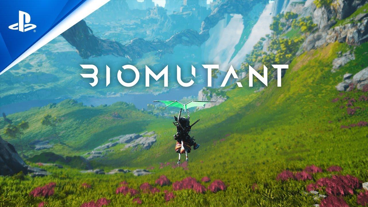 Biomutant - The world of Biomutant trailer