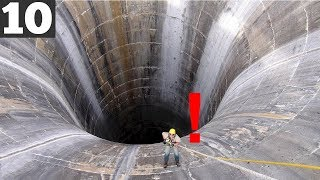 Top 10 DEEPEST Places on Earth