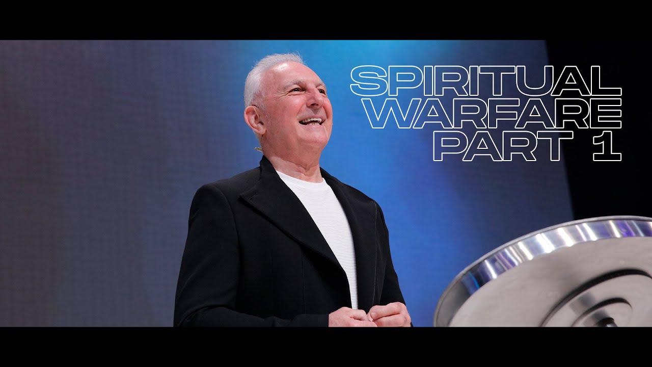 Download Ps André Olivier - Spiritual Warfare Part 1