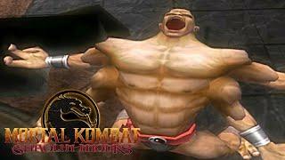 MORTAL KOMBAT: SHAOLIN MONKS #7 - Sub-Zero & Goro!? (GAMEPLAY PT-BR PS2)