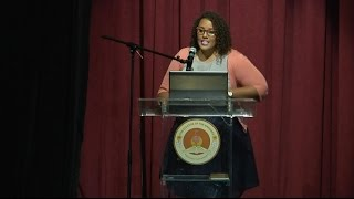 The E-Word / Developing Bahamian Specific Conservation Plans | Nikita Shiel-Rolle | BNHC 2016