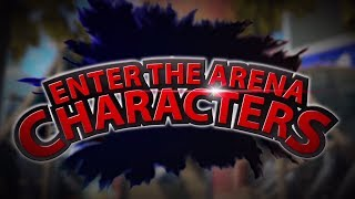 Enter The Arena: Characters | Smashbox Arena PS VR