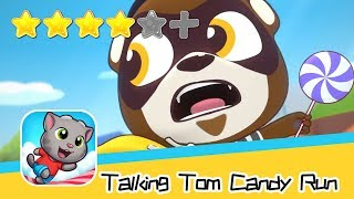 Talking Tom Candy Run Day 8 Walkthrough Adventurer Recommend index four stars
