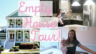 Empty House Tour! | New Charleston House! | Hayley Paige