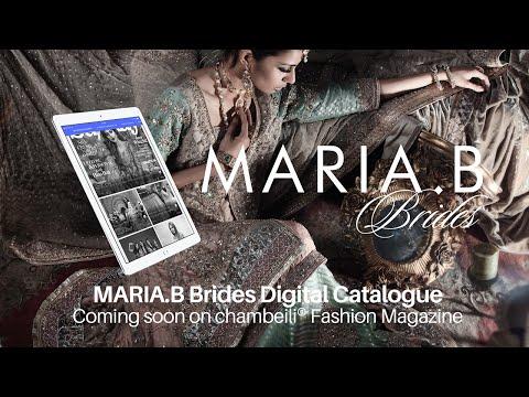 06e2d5e658 MARIA.B Lawn SS16 Promo - YouTube
