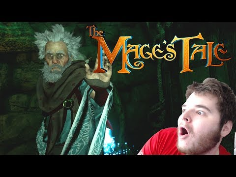 THE MAGE'S TALE! AMAZING NEW VR GAME! [OCULUS RIFT VR]