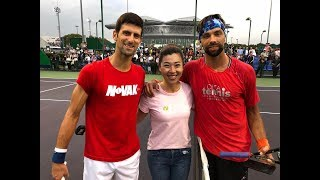 Living A Dream At Rolex Shanghai Masters 2018 | Highlights (TENFITMEN - Special episode)