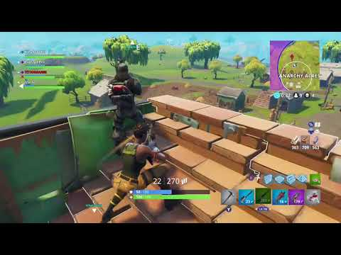 KG, NSF Fee, Titanman, and FlipstylePro Mega Fort, Snipes, Funny Skybridge, and a Victory