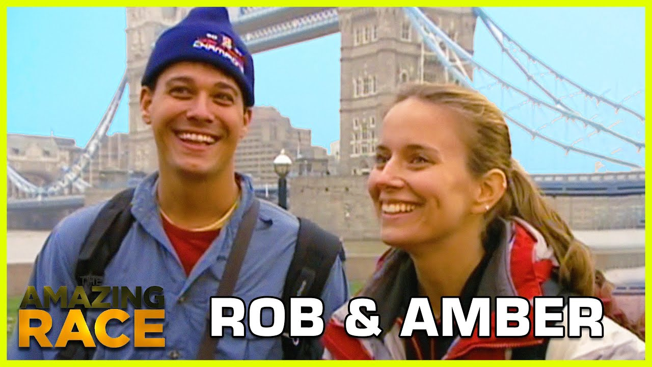 Download The Robfather Part III: The Story of Boston Rob & Amber - The Amazing Race 7
