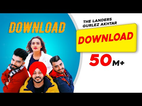 Download| The Landers Feat. Gurlez Akhtar| Himanshi Parashar| Mr. VGrooves| Latest Punjabi Song 2018