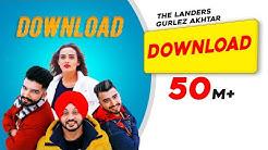 Download | The Landers feat. Gurlez Akhtar |  Himanshi Parashar| Mr. VGrooves | Latest Punjabi Song
