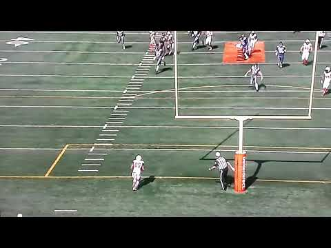 113 Yard Field Goal Return By Spencer (CFL)