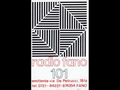 Radio Libera 21 maggio 1980 (Radio Fano 101)