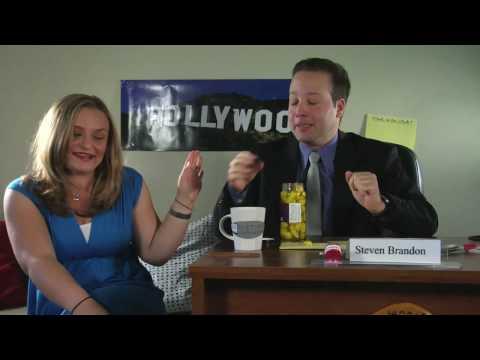 TV Talk Tonight EP 3 Part 2 of 2: Hot Pepper!