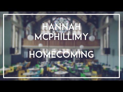 Hannah McPhillimy - Homecoming - Live at 101