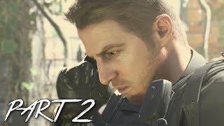 RESIDENT EVIL 7 NOT A HERO Walkthrough Gameplay Part 2 - Countdown (RE7 DLC)