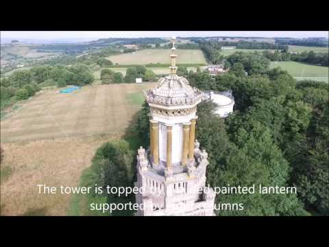 Views of Beckford's Tower, Bath