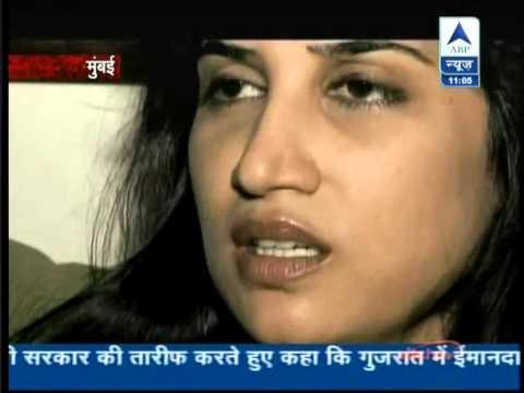 ABP News - Sansani - Dark Days of Actress Smita Gaundhkar