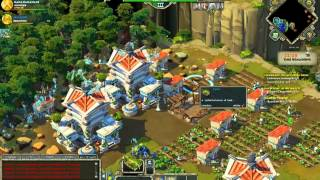 Age Of Empires Online - Greek - Legendary Soloi - Summer Patch With Gastra & Catapult (1 Of 2)