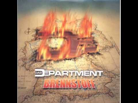 Das Department - Wattewillst (feat. Clueso)