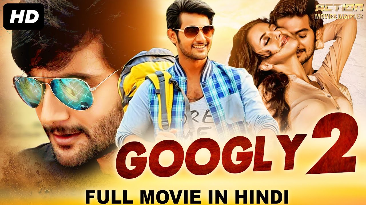 Download GOOGLY 2 Blockbuster Hindi Dubbed Action Romantic Movie | Aadi Hindi Dubbed Full Movie | South Movie