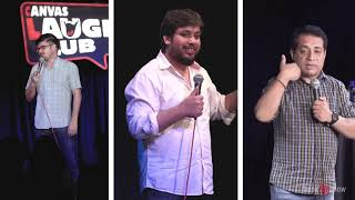 Best In Stand Up by Kishore Dayani, Mayank Pandey & Rajat Chauhan