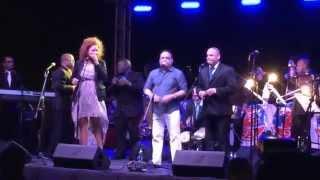 Gilbertito Santa Rosa canta con Adalberto Álvarez - San Juan, Puerto Rico
