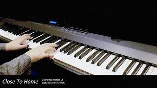 """대항해시대2 Uncharted Waters 2 OST : """"Close To Home"""" Piano cover 피아노 커버"""