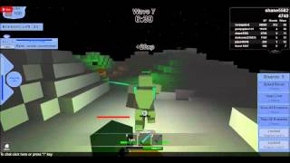 Roblox space knights part 1