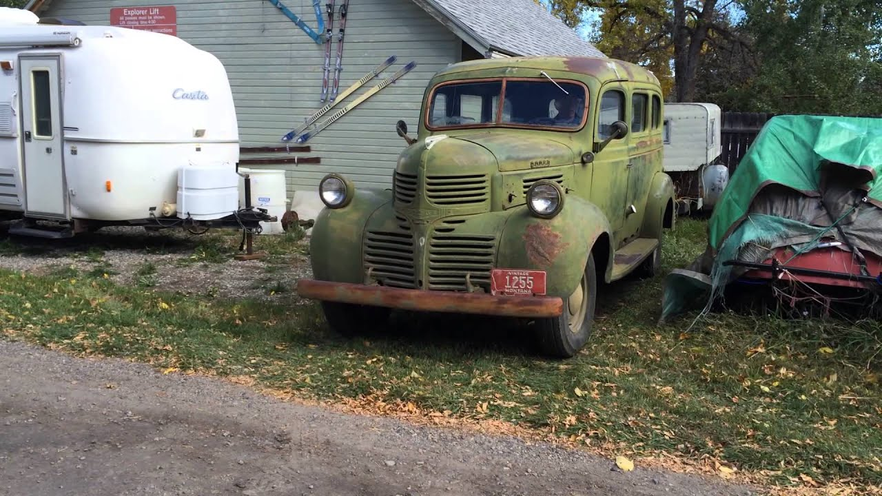 1942 Dodge Wc 48 Carryall Video 4 Youtube Coe Truck