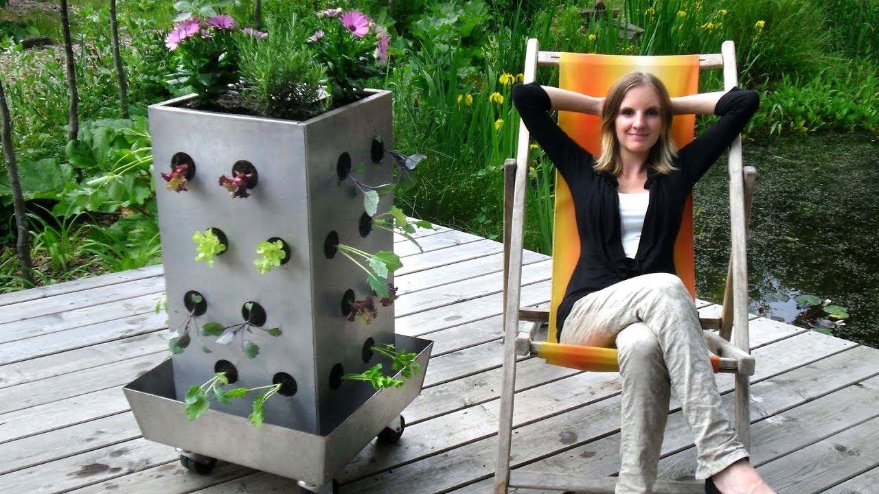 der kleinste garten der welt kubi eine erfolgsgeschichte youtube. Black Bedroom Furniture Sets. Home Design Ideas