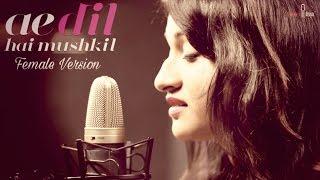 Channa Mereya  Ae Dil Hai Mushkil  Prathmesh Bhatt  Nolga Suzanne  Cover Song