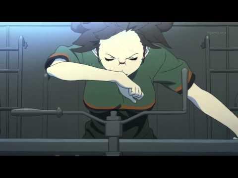 Yozakura Quartet - Kotoha Summons a Railway Gun  (Hana no Uta ver.)