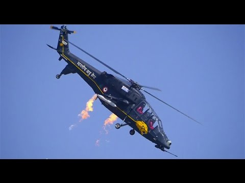 Aero India 2015 Flight Display