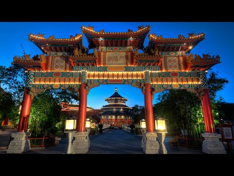 Disney Epcot Norway And China Pavilion Tour!