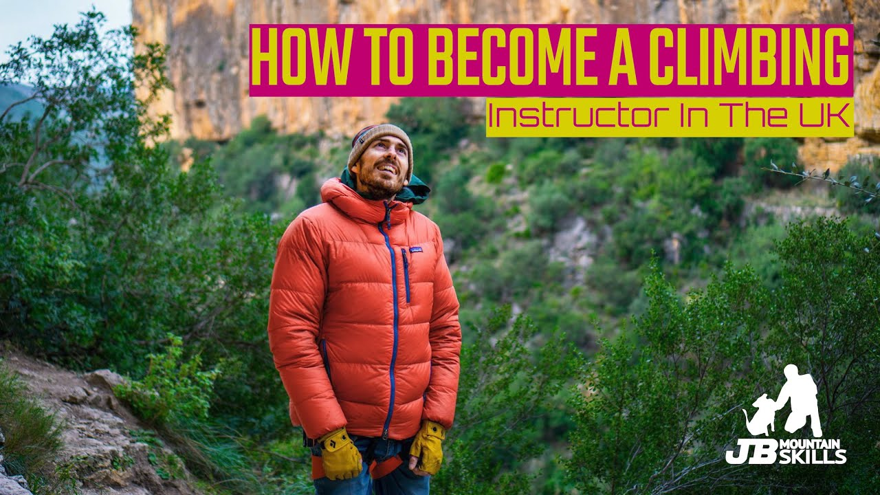 How to Become a Climbing Instructor