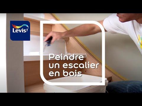 Comment peindre un escalier en bois ?