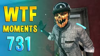 PUBG WTF Funny Daily Moments Highlights Ep 731
