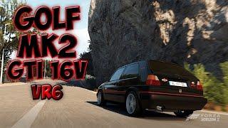 Forza Horizon 2 |Drive| Golf Mk2 GTI 16v VR6
