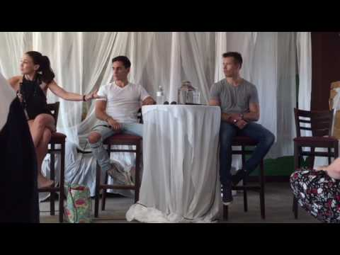 SpartaCon 2: FULL House of Crassus Panel featuring Jenna Lind, Christian Antidormi, & Todd Lasance