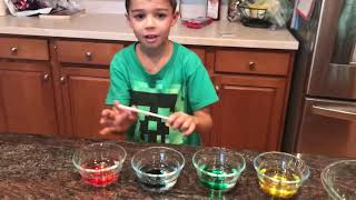 Awesome Science Experiment