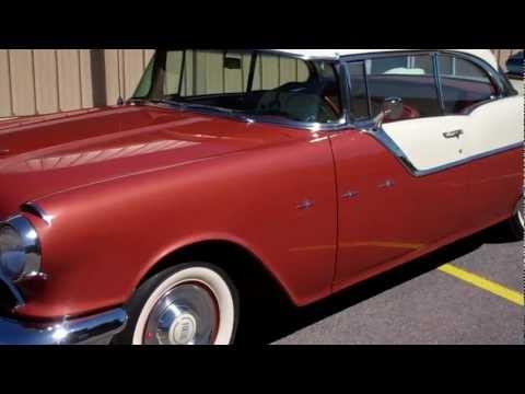 1955 Pontiac Star Chief Catalina Super Deluxe